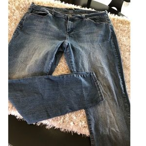 Forever 21 Skinny Jeans Size 20